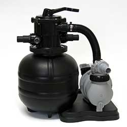 Sand Pro 550 Sand Filter System With 1/2 HP Pump