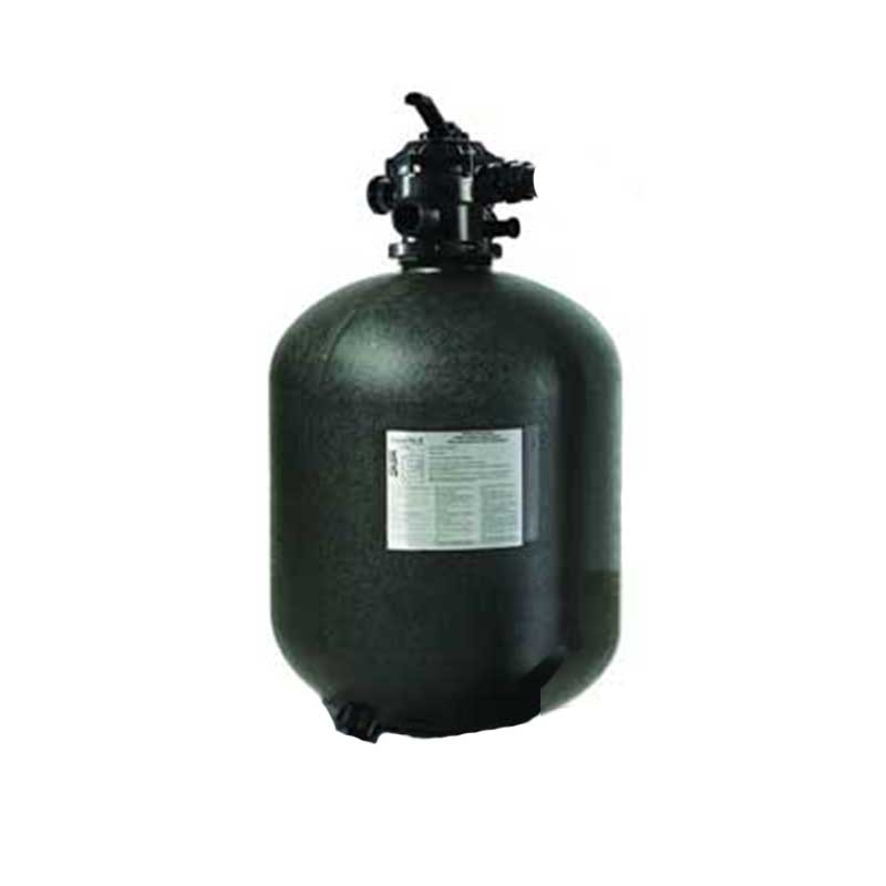 Sta rite premium grade above ground pool sand filter system for Pond sand filter system