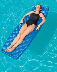Aqua Cool Wave Premium Pool Float