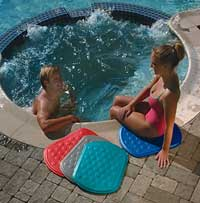 Super Soft Pool and Spa Cushions