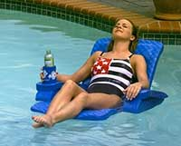 Unsinkable Ensolite Swimming Pool Chair