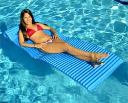 Take Anywhere Foam Floating Lounger