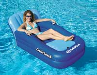 Oversized Cooler Couch Pool Float