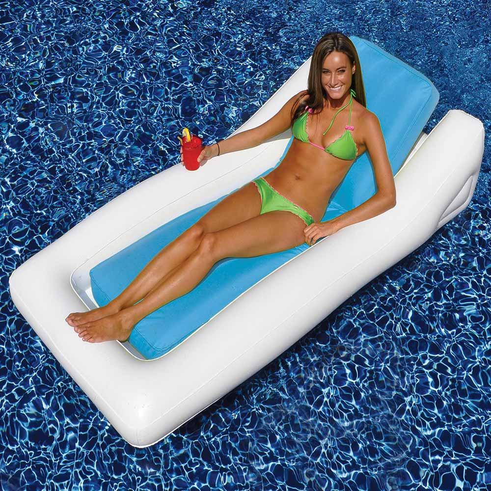 Sunsoft Hybrid Pool Lounge Float