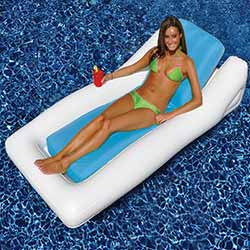 Sunsoft Hybrid Pool Lounge Float