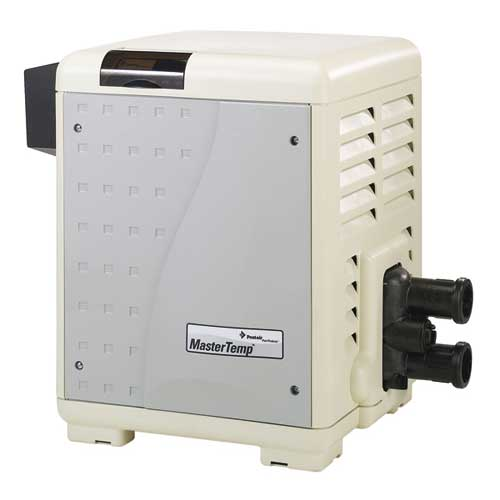 Mastertemp Gas Swimming Pool Heater