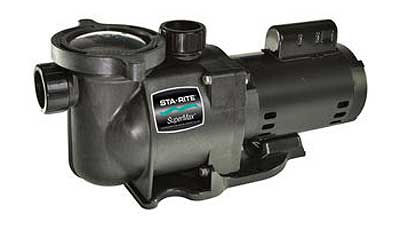 Sta rite replacement pumps for inground swimming pools Swimming pool pump replacement