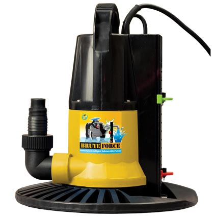 Brute Force In Ground Pool Winter Cover Pump