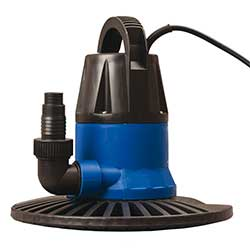 Dredger™ Winter Cover Pump for In-Ground Pools