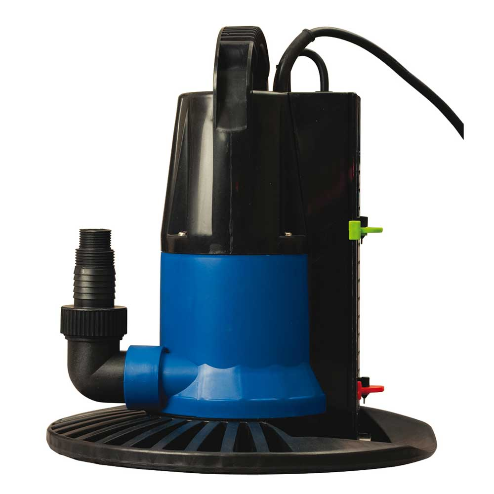 Super Dredger Winter Cover Pump For In Ground Pools