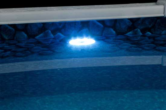 Thru The Wall Led Above Ground Pool Light