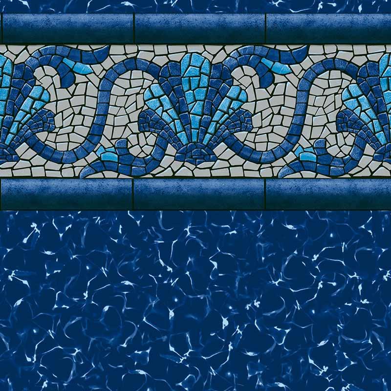 Atlantis 28 20 Mil Value Series Enduraliner Inground Pool