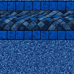 Blue Bali 28 mil Destination Series InGround Pool Liner