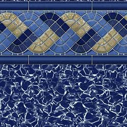 Rodeo 28 mil Destination Series InGround Pool Liner