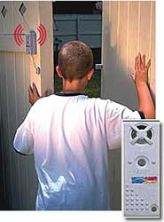 YardGuard Swimming Pool Gate/Door Alarm System