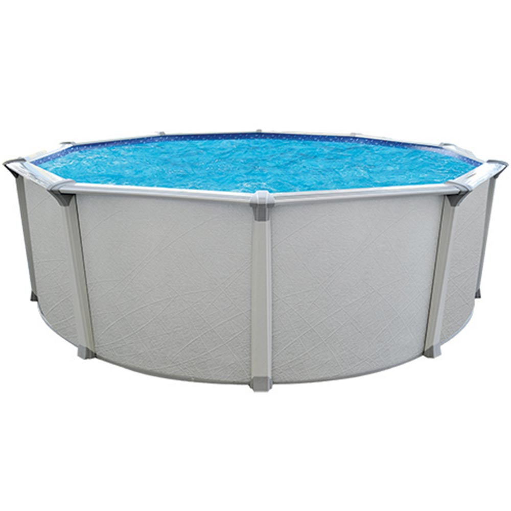 Arizona grand 52 above ground pool for Resin above ground swimming pools