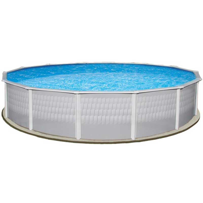 Barbados 52 above ground swimming pool kit for Above ground pool kits