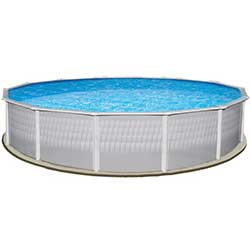 Barbados 52 in. Steel Above Ground Pool