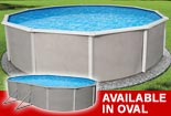 Belize 48 in. Steel Above Ground  Pool