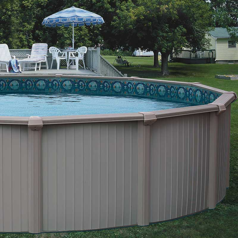 Bermuda 54 Quot Above Ground Swimming Pool Kit