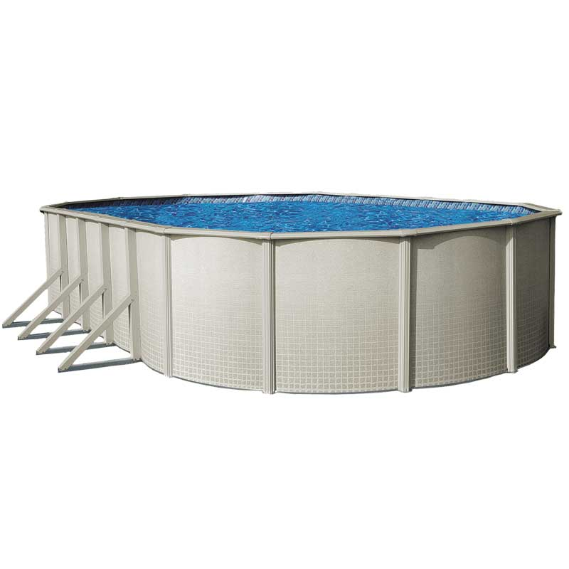 Captiva 52 Steel Above Ground Swimming Pool Kit