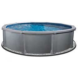 Cozumel EZ 54 in. Resin Above Ground Pool