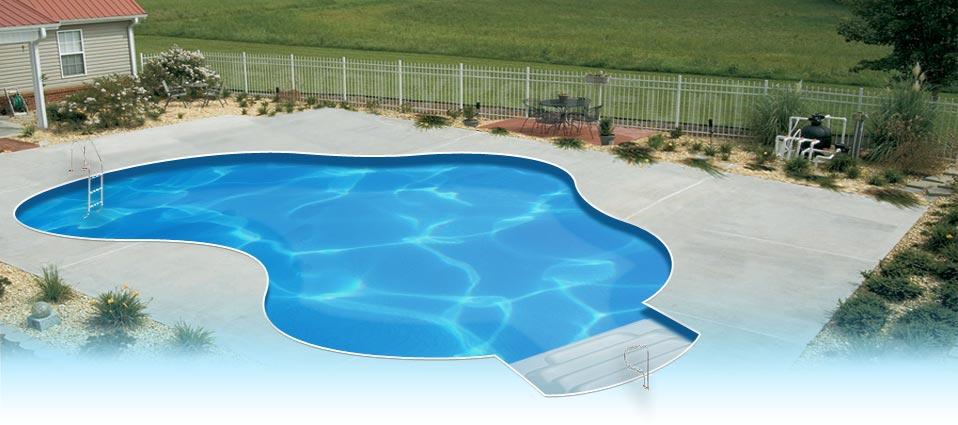 Endurapool Aspen In Ground Swimming Pool Kit