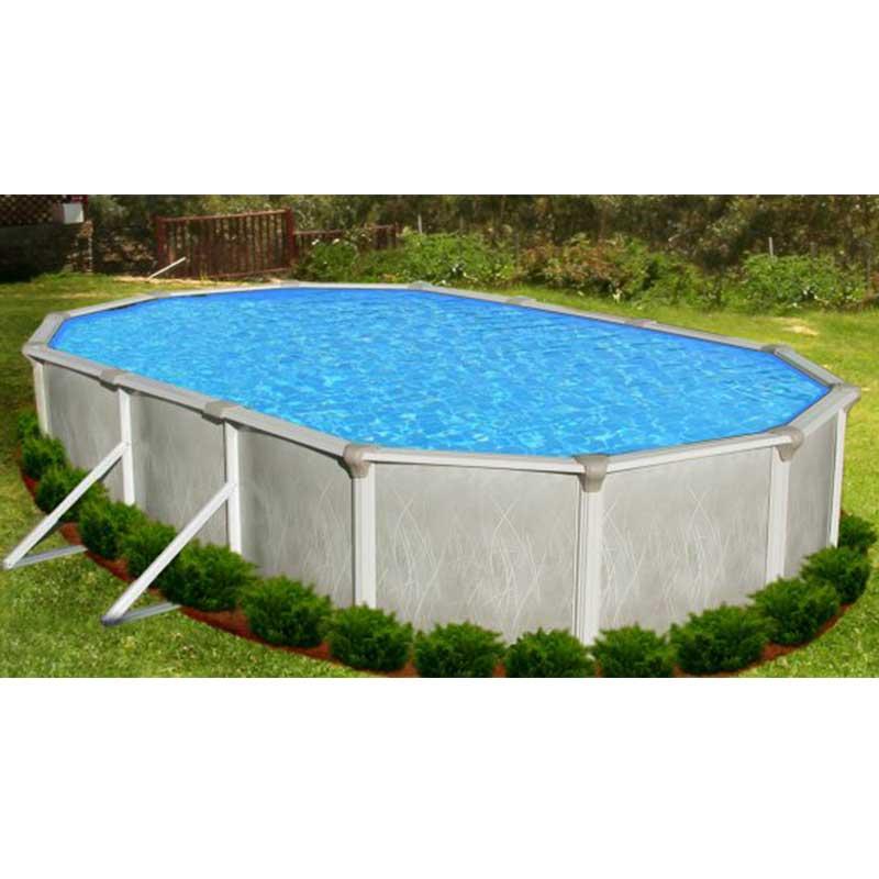 Fijian Ez 52 Steel Above Ground Swimming Pool Kit