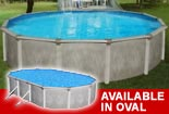 Fijian EZ 52 in. Steel Above Ground Pool