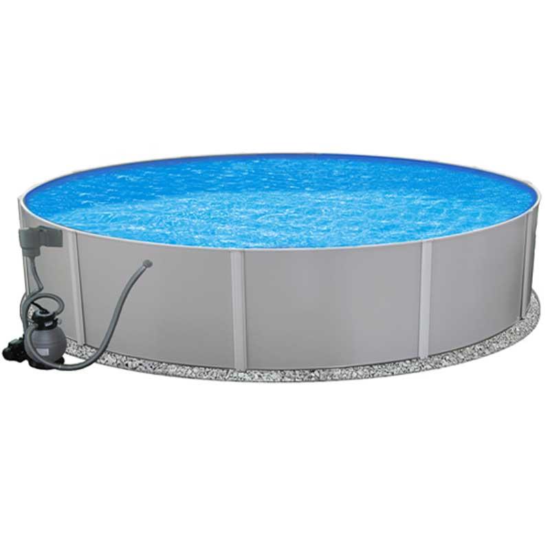 Galaxy Steel Above Ground Swimming Pool Kit