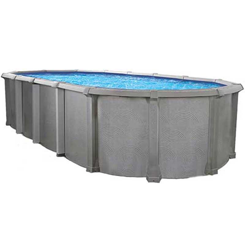 Grand Bahama Ez 54 Resin Above Ground Swimming Pool Kit