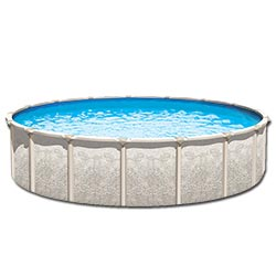 Magnus Plus 54 in. Hybrid Above Ground Pool