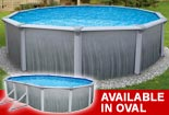 Martinique 52 in. Steel Above Ground  Pool