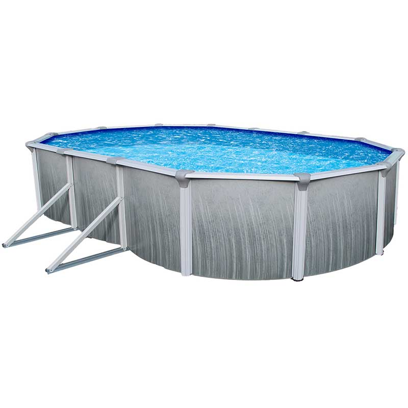 Martinique 52 Steel Above Ground Swimming Pool Kit