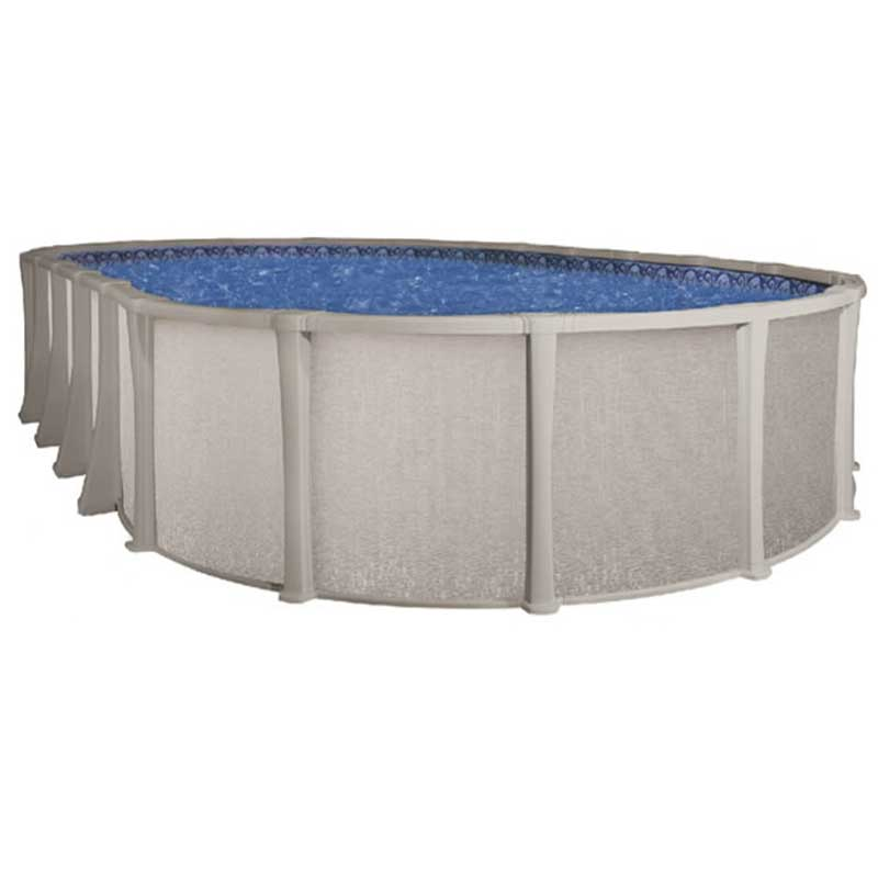 Matrix 54 resin above ground swimming pool kit for Resin above ground swimming pools