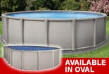 Matrix 54 in. Resin Above Ground  Pool