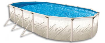 Pretium Plus  52 in. Steel Above Ground Pool