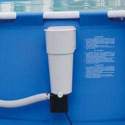 Proseries Softside Steel Frame Aboveground Swimming Pool Kit