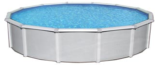 Samoan 52 in. Steel Above Ground  Pool