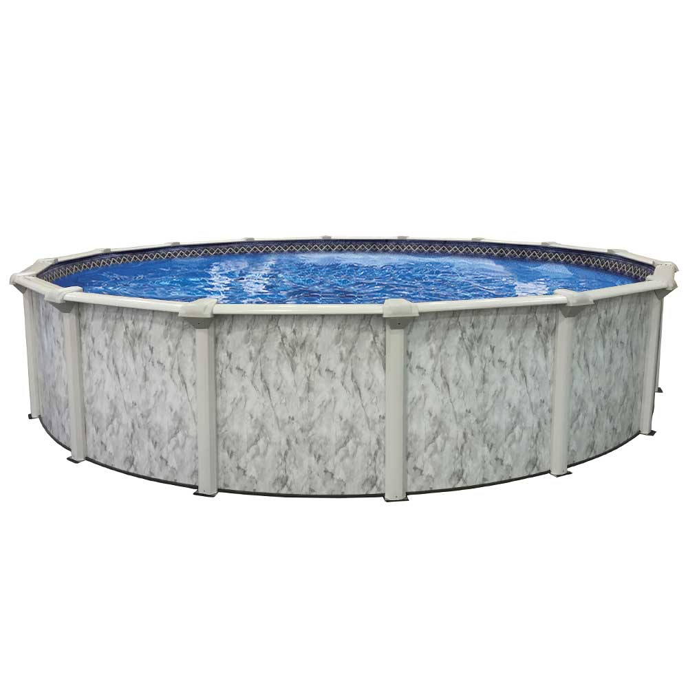 28 Foot Round Above Ground Pools
