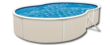 Sunray 48 in. Steel Above Ground Pool