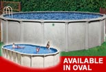 Tahitian 54 in. Resin Above Ground Pool