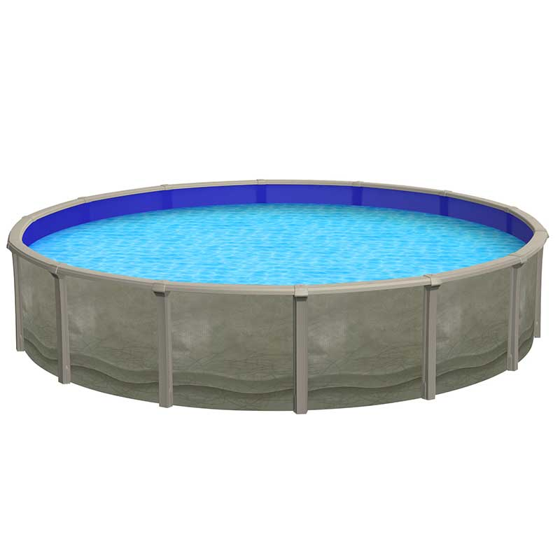 Trinity resin above ground pool for Resin above ground swimming pools
