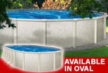 Venetian 54 in. Steel Above Ground Pool