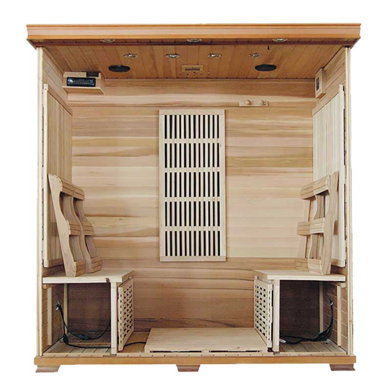 Perfect Heat Klondike Ultra 4 Person Carbon Infrared Home