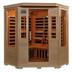 Personal Infrared Home Saunas