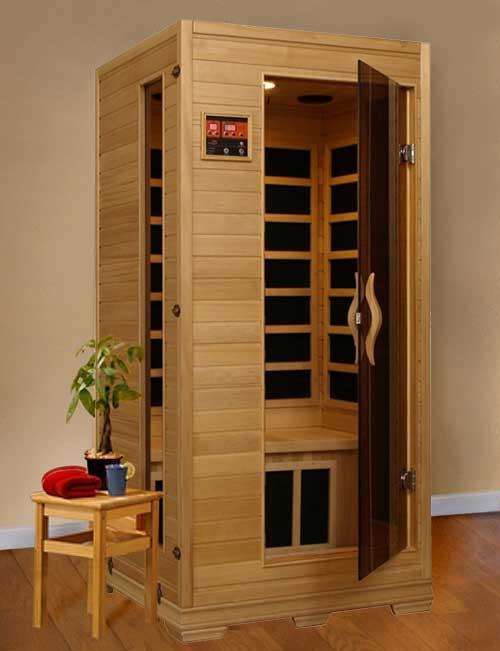 Infrared Home Health Saunas
