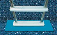 Above Ground Pool Step and Ladder Liner Pads