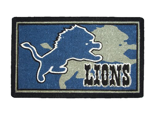 National Football League Official Team Logo Welcome Mats