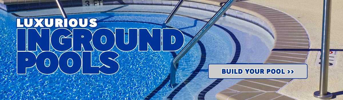 Build your own Inground Pool!